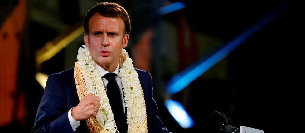 Essais nucléaires: Macron s'engage à la «transparence» en Polynésie
