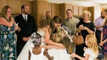 Teacher's 20 Students Were Her Flower Girls and Ring Bearers