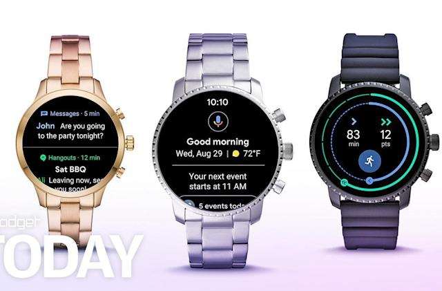 Google's Wear OS no longer feels like Android on a smartwatch