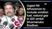 Urged FM Sitharaman to include aviation fuel, natural gas in GST ambit: Dharmendra Pradhan