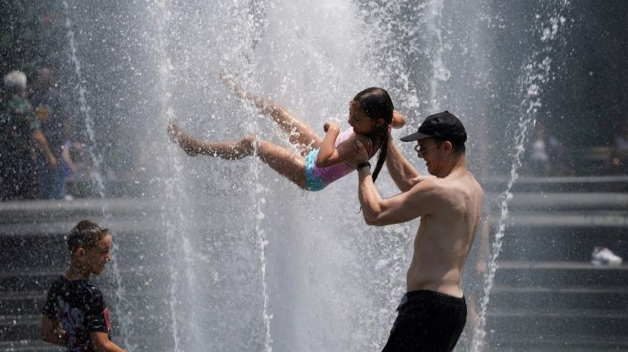 End in sight for heat wave that set records