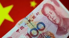 Yuan hits four-week high as China signals support, revives X-factor for fixing