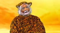 'GMA Actors Studio': The 'Life of Pi' Tiger Interview