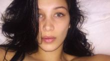 Kylie Jenner's Lashes Go on for Days in Her Latest No-Makeup Selfie