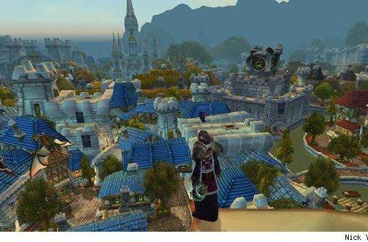 15 Minutes of Fame: Researcher Nick Yee digs into the numbers, people behind WoW