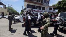 Marinos y militares mexicanos intervienen cuerpo policial de Acapulco por posibles vínculos con delincuencia