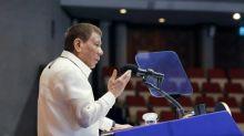 Presidente filipino Duterte rechaza cooperar con corte internacional por guerra antidrogas