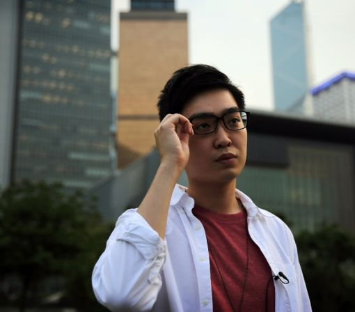 Pro-independence activist banned from Hong Kong elections