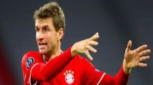 Champions League: Bayern Munich's Thomas Muller says club happy to be playing in 'their competition' again