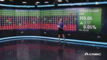 European stocks trade slightly lower on US shutdown, global slowdown concerns