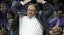 Stan Van Gundy on his nose-diving Pistons: 'We're just bad all the way around'