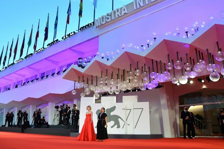 Venice film festival gears up to award masked Golden Lion winner