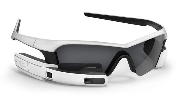 Recon Instruments reveals Recon Jet, a sports HUD so bright it needs shades (video)