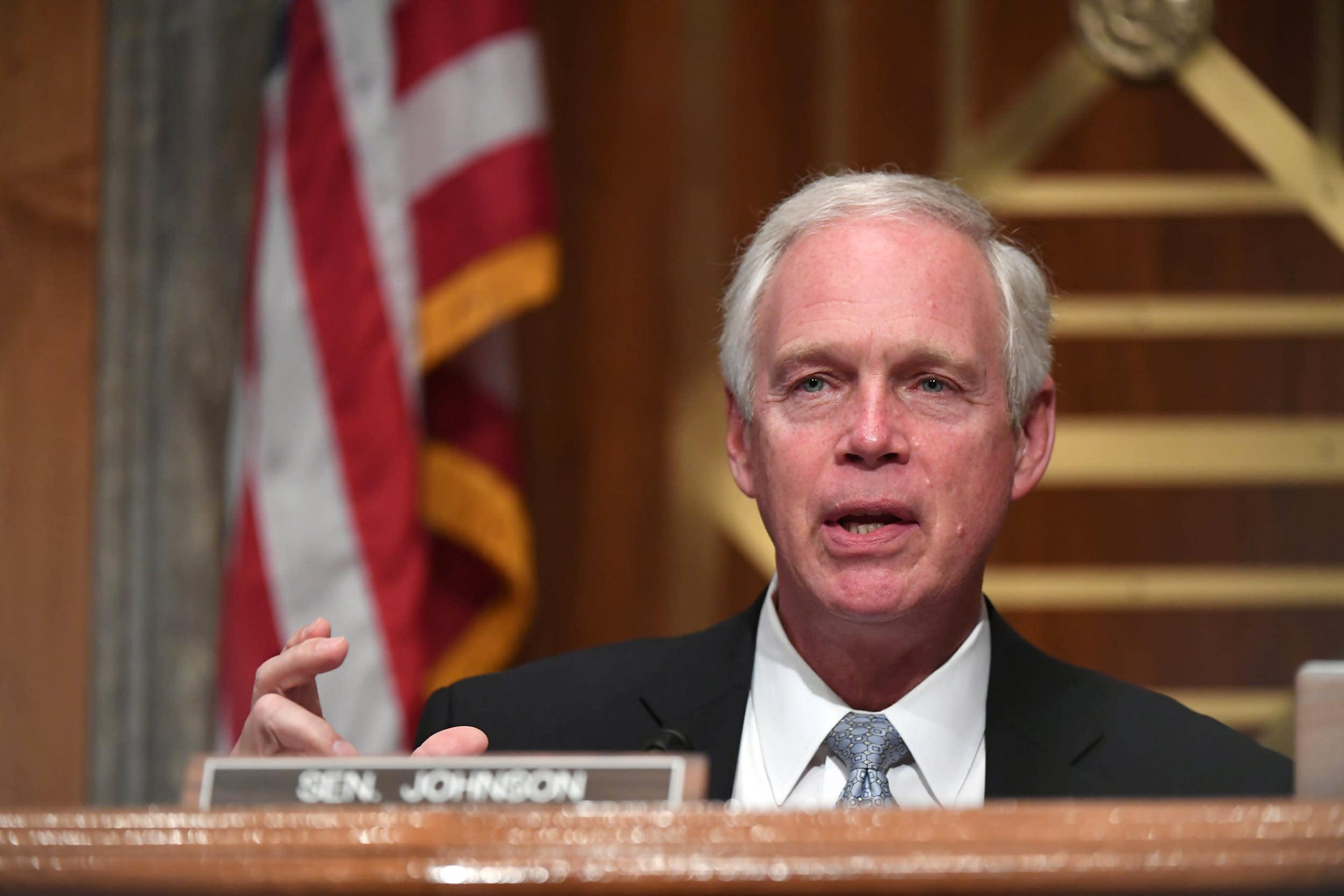 Hunter Biden role 'awkward' but incidental, Senate says