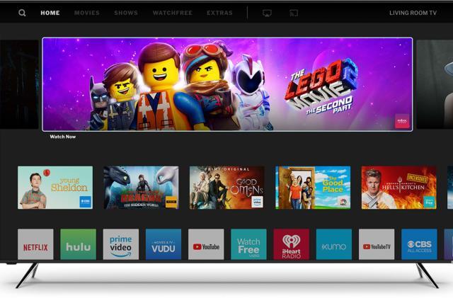 Vizio is updating SmartCast TVs to stream Disney+ via Chromecast