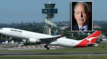 Pilot of 'nosediving' Qantas plane says he was not in control of the aircraft