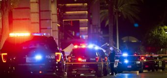 Shoppers run as 2 are shot, killed at Calif. mall