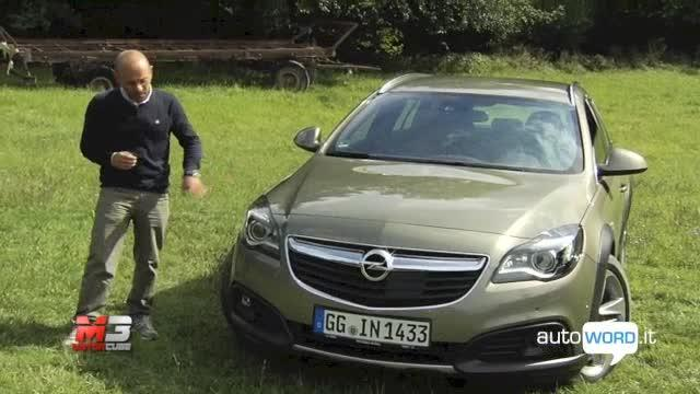 Video Opel Insignia Country Tourer