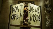 The Walking Dead attraction at Universal Studios will give you nightmares