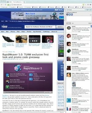 Flock 3.5 browser for Mac moves to speedy Chromium 7 engine
