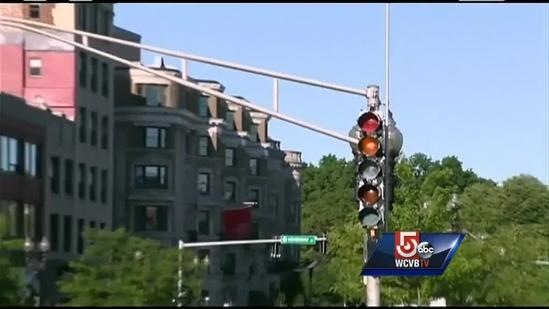 Power outage hits Back Bay, closes turnpike