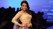 Need Some Last Minute Festive-wear Goals? Take A Look At Swara Bhasker's Showstopper Attire