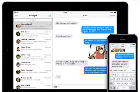 Apple: No, we can't read your iMessages
