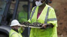 Tulsa resumes excavation for victims of 1921 race massacre