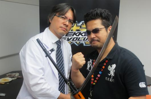 Seen@Namco Bandai HQ: Harada and Hoshino's business tactics