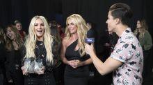 Jamie Lynn Spears praises sister Britney's 'honest' way of handling fame