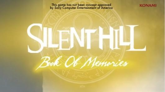 Retailers: Silent Hill: Book of Memories delayed until May 31