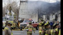33 people injured in cosmetics factory explosions
