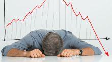 Sensex Ends 280 Points Lower After Roller Coaster Ride