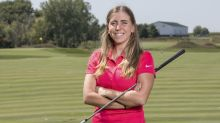 Slain golfer, suspect lived contrasting lives in Iowa city