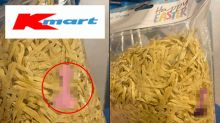 Mum spots X-rated fail in Kmart Easter product