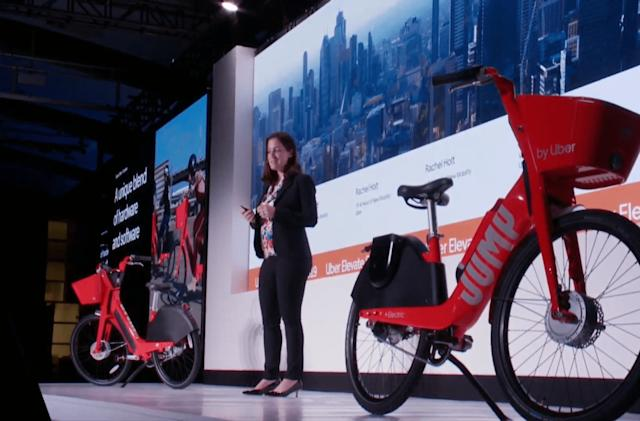 Uber upgrades its Jump scooters and bikes