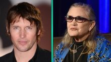 Listen to James Blunt's Emotional New Song Played at Carrie Fisher and Debbie Reynolds' Joint Memorial