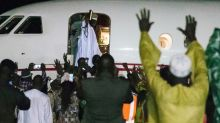 Equatorial Guinea stays silent on Jammeh's presence