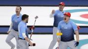 U.S. men knock off Canada for first-ever chance at curling gold