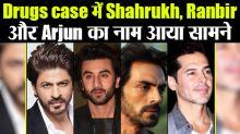 ShahRukh Khan, Ranbir, Arjun Rampal To Be Summoned By NCB In Drug Probe