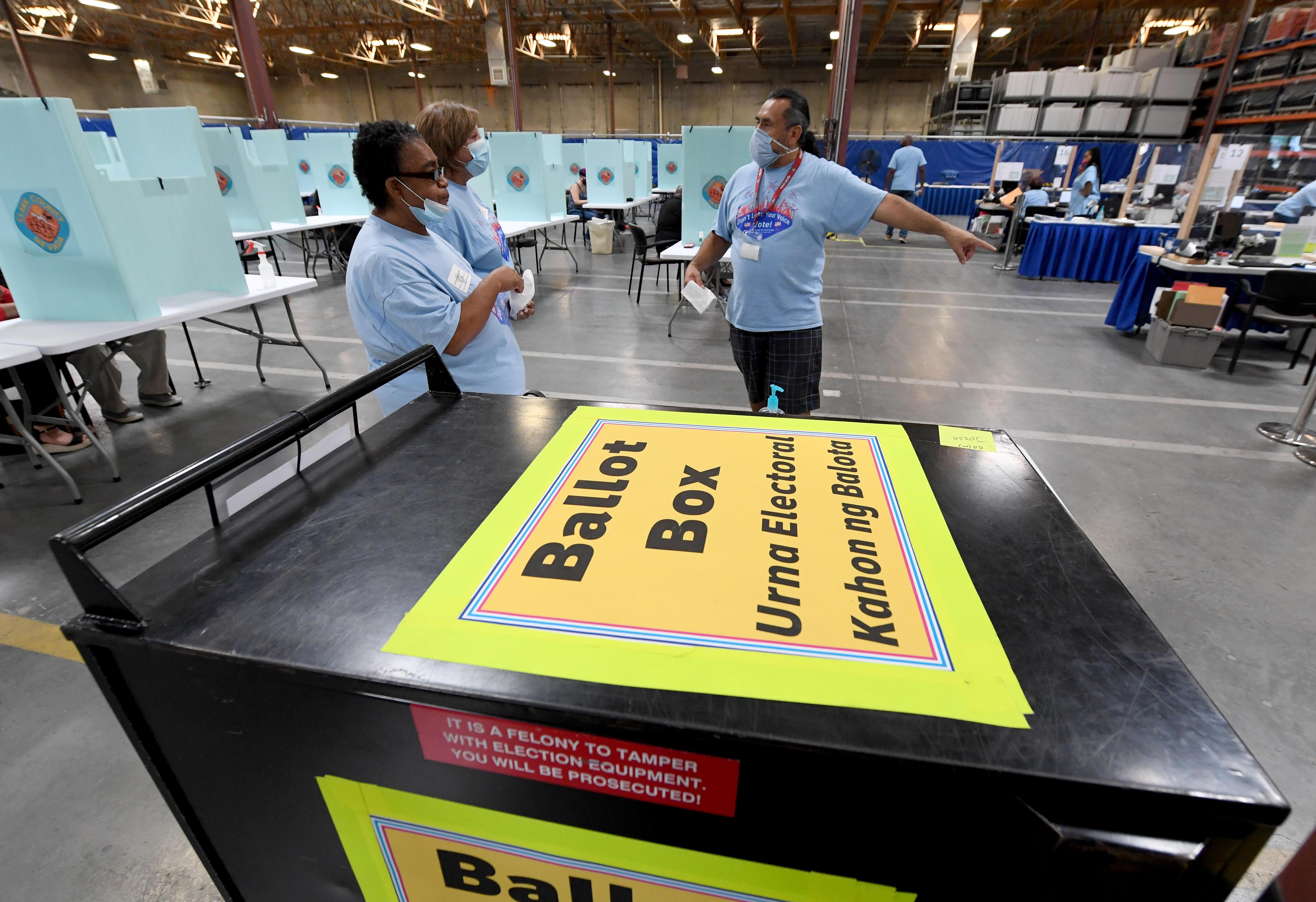 How to safely return your absentee ballot without USPS