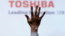 China regulators start antitrust review of Toshiba chip unit sale - report