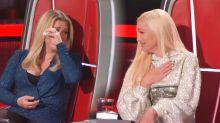 Emotional 'Voice' night has Gwen, Kelly, fans, everyone in tears