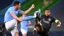 Dois jogadores do Manchester City testam positivo para covid-19