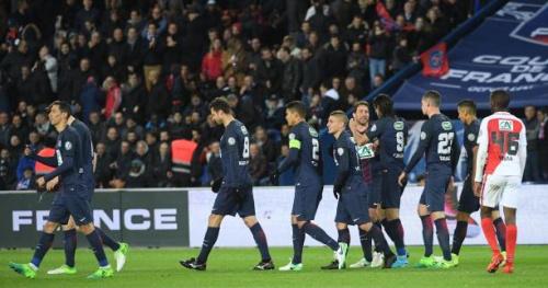 Foot - Coupe - Le PSG balaie un Monaco bis et se qualifie pour la finale de la Coupe de France