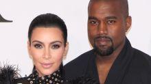 Kanye West Surprised Kim Kardashian With Kenny G For Valentine's Day