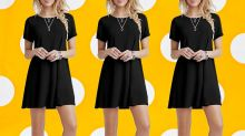 This bestselling Amazon dress is on sale today for just $18 and it's a total compliment magnet