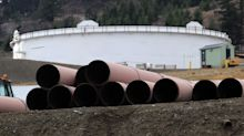 Trans Mountain issue