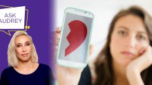 Ask Audrey: 'My nightmare Tinder dates have put me off online dating for life'