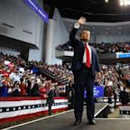 Trump rails against Democrats in Louisiana rally
